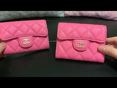 9dcced5c445 Comparison review: Chanel & Dior Card Case by siradong