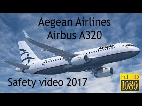 aegean-airlines-|-safety-video-|-airbus-a320-[2017]