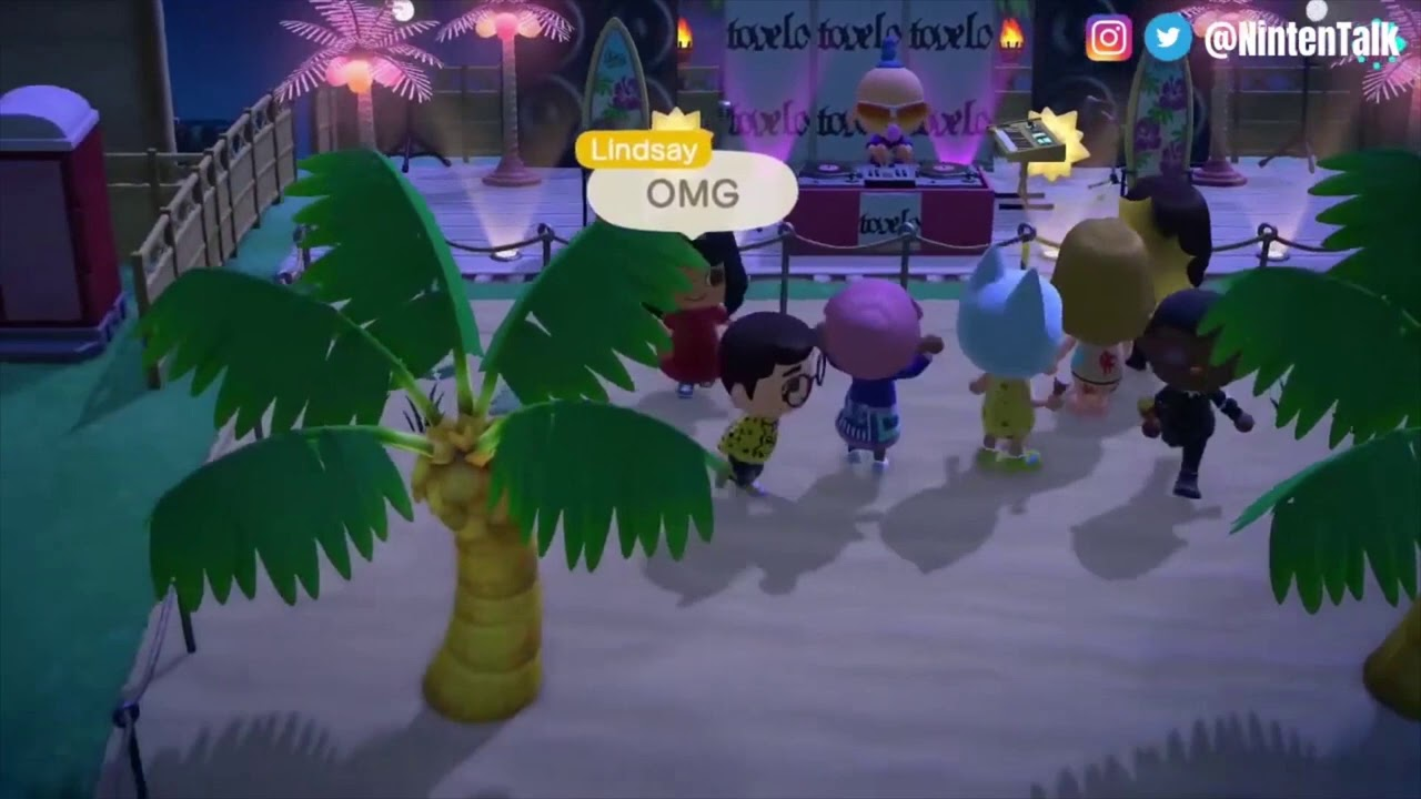 Tove Lo - Live at The Golden Paw (Animal Crossing DJ Set)