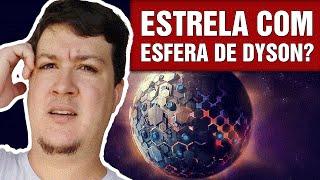 Uma Esfera de Dyson ao Redor de uma Estrela? (#244 - Notícias Assombradas)