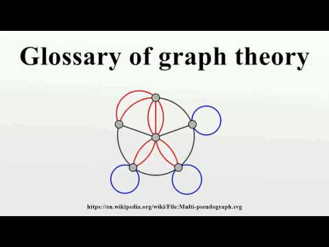 Glossary of graph theory
