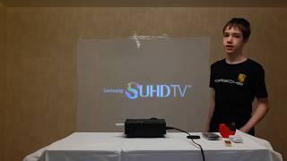 полный обзор проектора Unic Uc 46 WIFI
