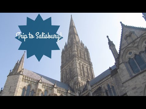Trip To Salisbury | MARCH VLOG DAY 18