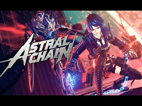 ASTRAL CHAIN All Cutscenes (Game Movie) Nintendo Switch 1080p 60FPS