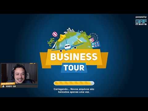 O CRIME NÃO COMPENSA Business Tour