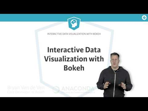 Interactive Data Visualization With Bokeh
