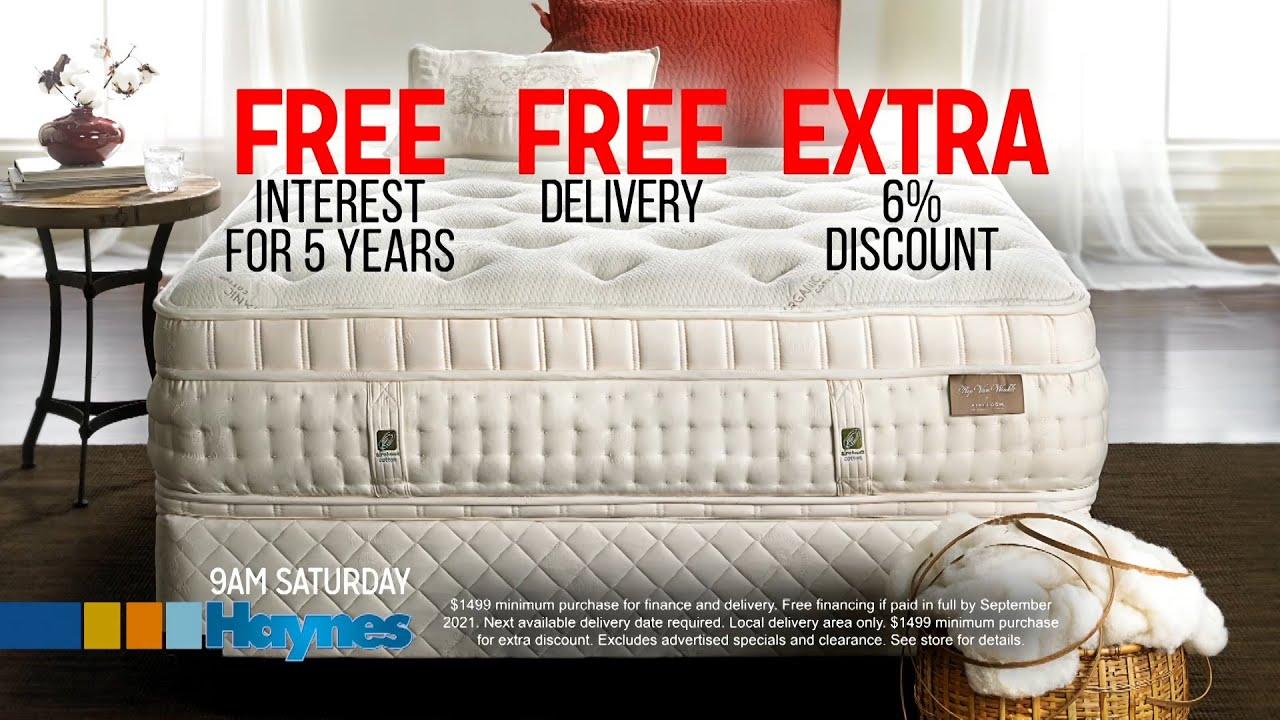 Haynes will put every mattress store out of business for Cheap wallpaper shops