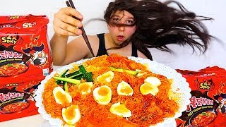 korean-cold-spicy-noodle-mukbang-recipe