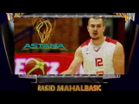 Rasid Mahalbasic - April MVP