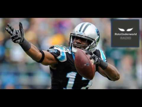 Panthers wide receiver Devin Funchess is this season