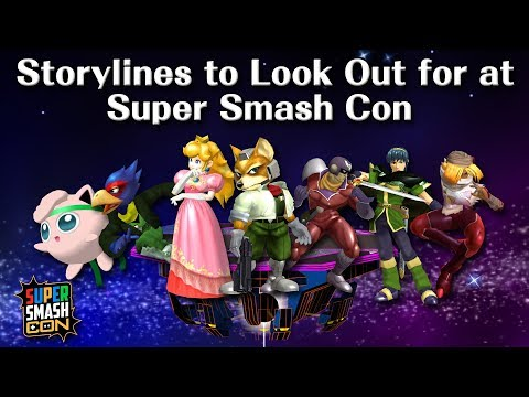 Storylines to Look Out For at Super Smash Con 2018