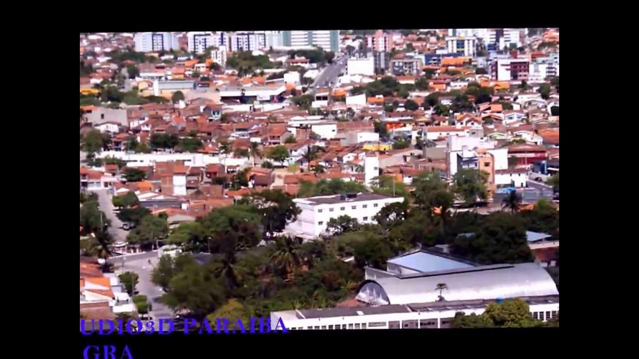 campina grande pb video aereo da cidade gravacoes youtube