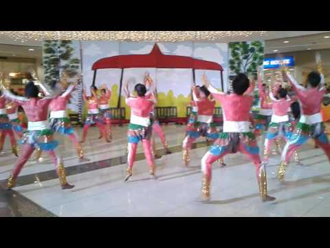 Angeles City National Trade School Sinukwan Festival 2016 2nd placer