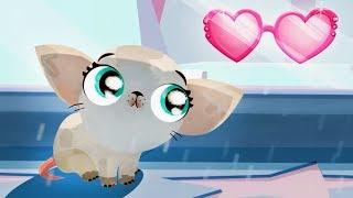 МИСС ГОЛЛИВУД / игровой мультик для детей про собачек и кошек #ПУРУМЧАТА
