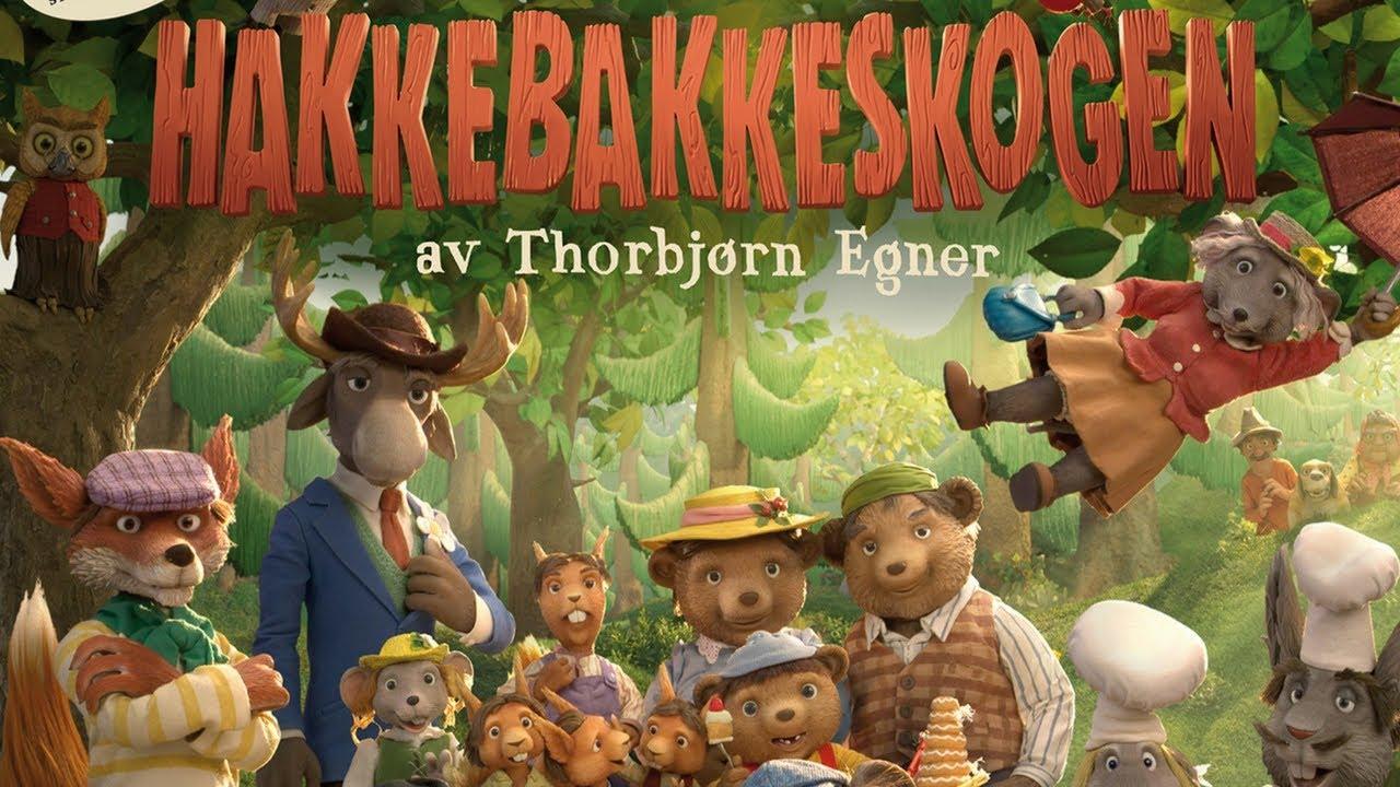 Dyrene I Hakkebakkeskogen Bamsefars F 248 Dselsdag Youtube