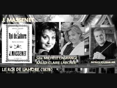 Michèle Lagrange & Claire Larcher-LE ROI DE LAHORE-Duo Act II-Ecoute encore!