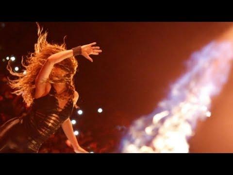 Shakira-La Tortura (Live El Dorado World Tour)