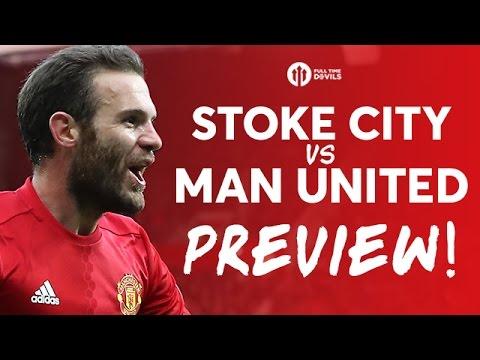 Stoke City vs Manchester United | PREVIEW