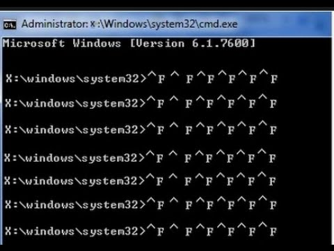 how to delete system 32 with cmd