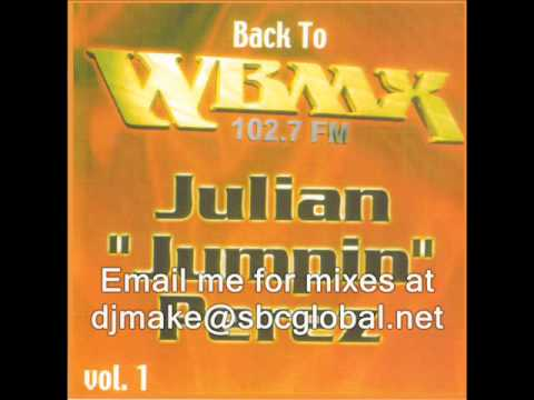 Back to Wbmx Vol. 1 - Julian Jumpin Perez - Hot Mix 5 - Chicago House Classics Mix Old School House