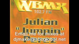 Back to Wbmx Vol. 1 - Julian Jumpin Perez - Hot Mix 5 - Chicago House Classics Mix Old School House