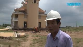 'thần đèn' Nguyễn Văn Cư dịch chuyển ngôi chùa nặng 3200 tấn ở Long An