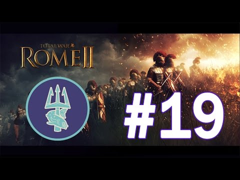 Let's Play Total War: Rome 2 - Imperator Augustus (Pompey) - Part 19