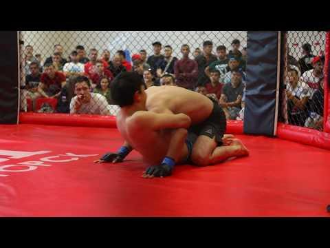 Колизей: Битва Чемпионов 7: Мирсаид Сапаров (Узбекистан) Vs. Даниел Кошуев (Кыргызстан) | 61 кг