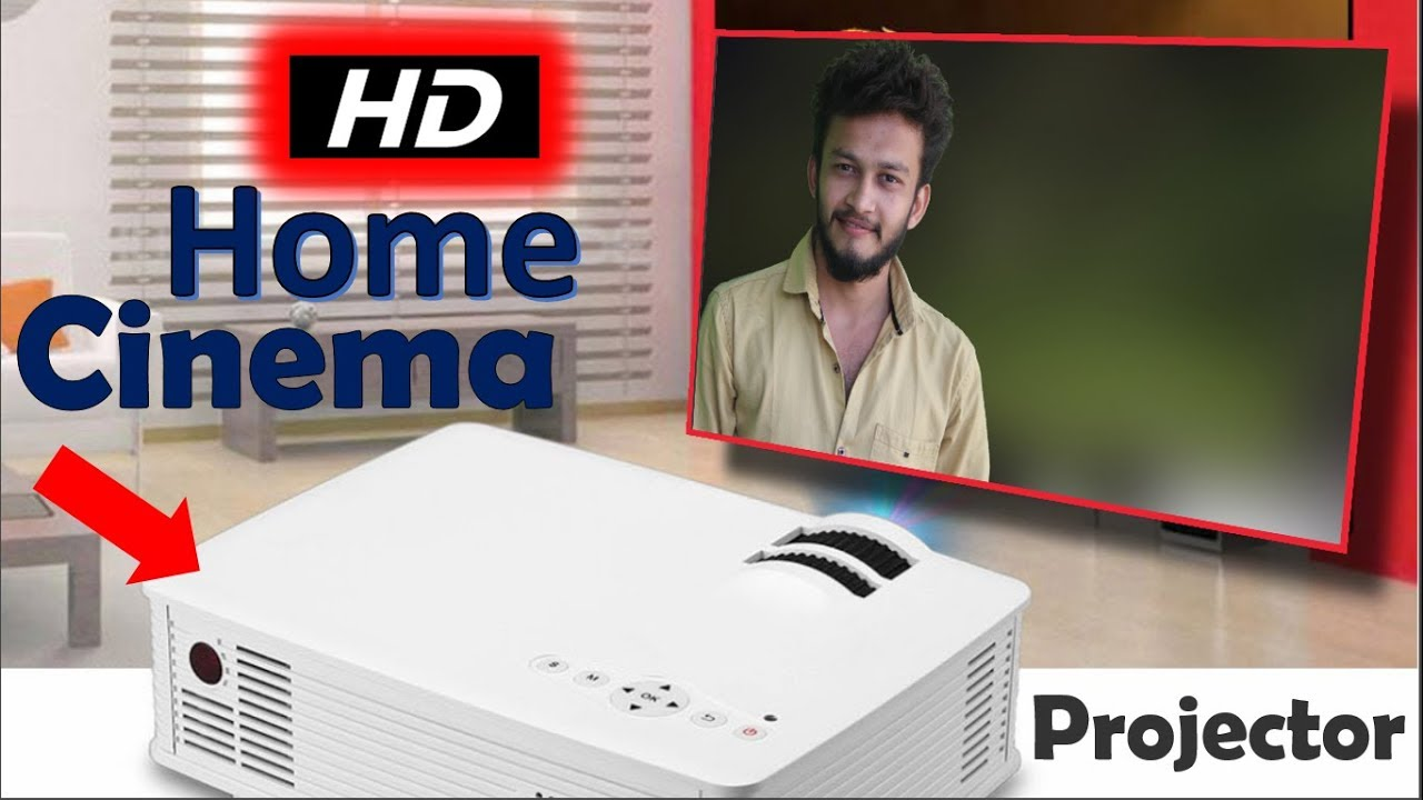 Best home cinema projector || LED Projector  for school,office,Home,Business & Education, Gaming