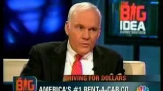 Enterprise Rent-A-Car CEO Andy Taylor interview