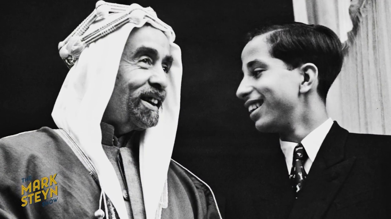 The Son of the Man who Put the Saud in Saudi Arabia: Prince