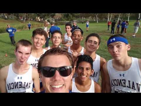 Valencia High School Cross Country 2016