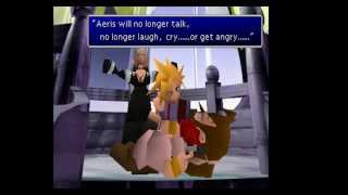 Final Fantasy VII - Aerith Death Scene - User video