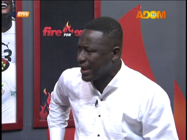 Commentary Position - Fire 4 Fire on Adom TV (10-10-18)