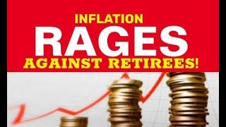 RECESSION ALREADY HERE FOR MILLIONS OF RETIREES NEAR POVERTY, INFLATION RAGES