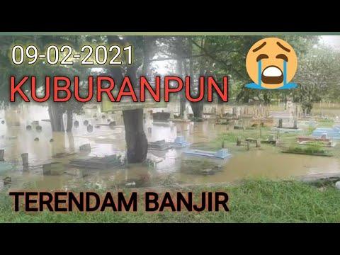 Kondisi Banjir Terkini || Jalan Raya Pantura Desa Parean Cilet Kandanghaur Indramayu