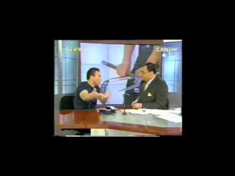 JeanClaude Van Damme vs Chuck Zito  The True Story