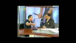 Jean-Claude Van Damme vs Chuck Zito - The True Story Interview