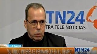 "Estratega político: ""No veo venezolanos liderando para poder enfrentar al régimen"""