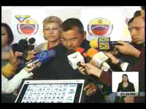 NOTICIERO BOLIVARIANA TELEVISION inseguridad no es de Maduro ni mío, sino de todos los venezolanos