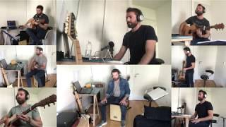 Manchester Orchestra - The Silence - Acoustic Cover by [Peebles]