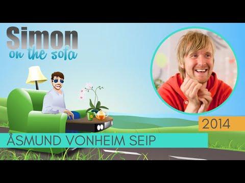 Åsmund Vonheim Seip | LOVE Poetry Revolution | Simon on the Sofa Hangout