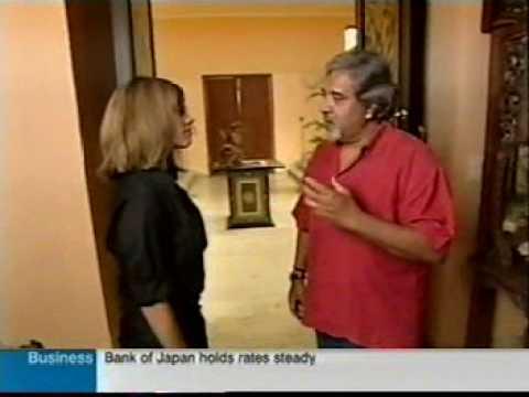 Dr. Vijay Mallya on Talk Asia - II