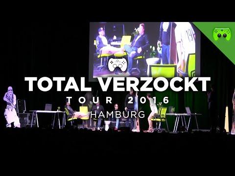 #TotalVerzockt Tourblog