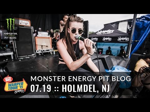 2015 Monster Energy Pit Blog: Holmdel