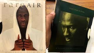#RareAir #MichaelJordan #LibroRetro #Jordan1993 Libro de Michael Jordan Rare Air 1993