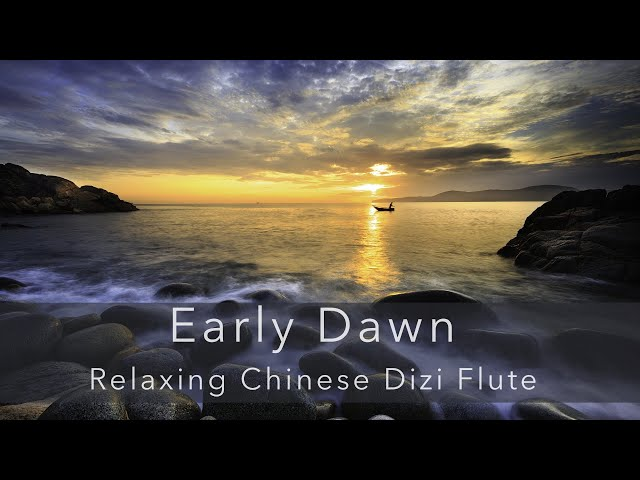 Chinese Dizi Flute Music⎜Calm Flute Music and Piano for Sleep Studying Relaxation