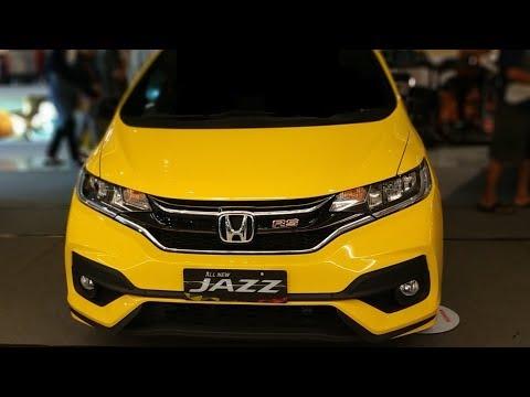 Honda Jazz RS Kuning 2019 Indonesia Carnival Yellow Walkaround By Otobuc
