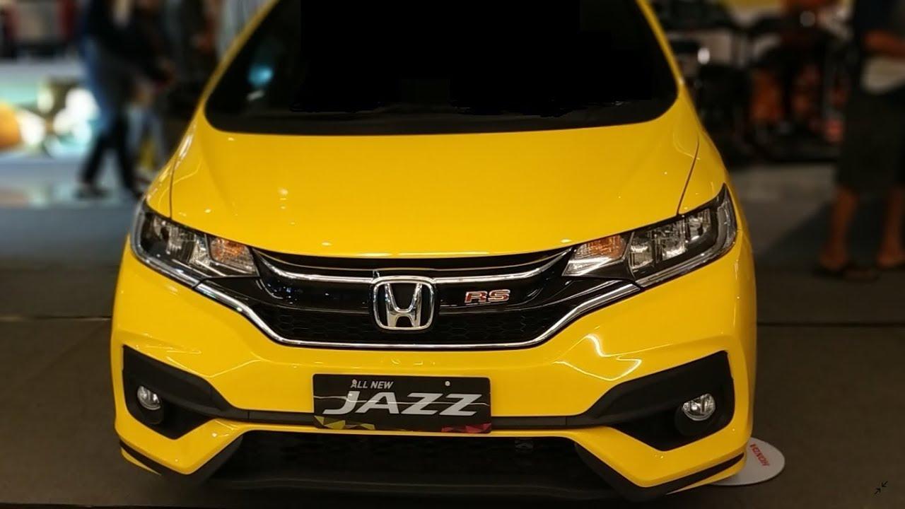 Otobuc Honda Jazz Rs Kuning 2019 Indonesia Carnival Yellow
