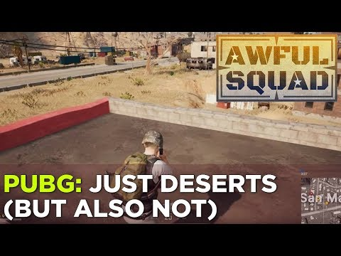 AWFUL SQUAD: Just Deserts (Or Not) w/ Griffin,  Justin, Russ, Pat, Travis, New Brian and more!